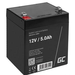 Green Cell AGM27 baterii UPS Acid sulfuric şi plăci de plumb AGM27 imagine