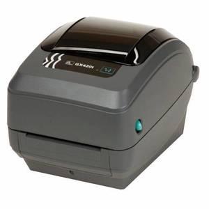Imprimanta de etichete Zebra GX420T 203DPI imagine