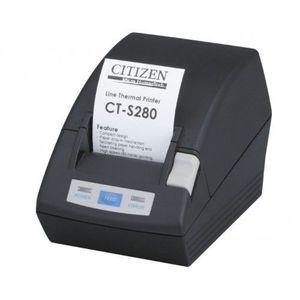 Imprimanta termica Citizen CT-S280 neagra imagine