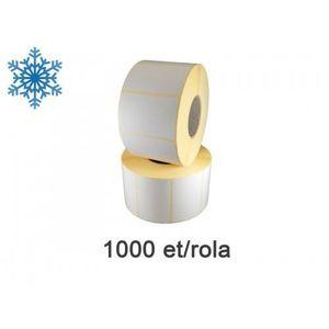 Role etichete termice ZINTA 70x52mm Top Thermal pentru congelate 1000 et./rola imagine