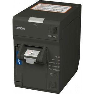 Imprimanta de cupoane Epson TM-C710 Ethernet USB imagine