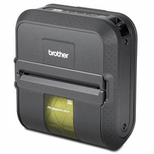 Imprimanta mobila de etichete Brother RJ-4030D 203DPI cutter imagine