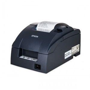 Imprimanta matriciala Epson TM-U220B USB cutter neagra imagine