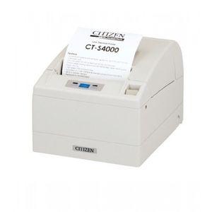 Imprimanta termica Citizen CT-S4000 USB alba imagine