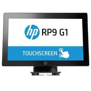 Sistem POS touchscreen HP RP9 G1 9015 Intel Pentium SSD 256GB POSReady 7 imagine