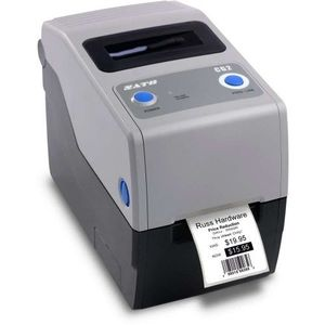 Imprimanta de etichete SATO CG208TT 203DPI Ethernet imagine