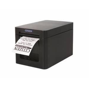 Imprimanta termica Citizen CT-E351 USB + Serial neagra imagine
