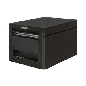 Imprimanta termica Citizen CT-E351 USB + LAN neagra imagine