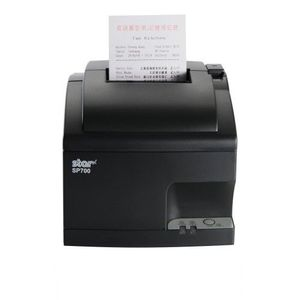 Imprimanta matriciala Star SP742MD serial neagra imagine