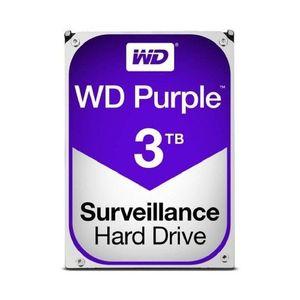 """HDD intern WD 3TB 3.5"""" SATA3 5400rpm 64MB Purple imagine"""