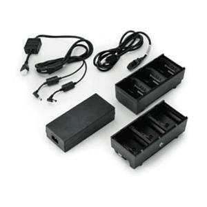 Cradle incarcare acumulatori Zebra QLn ZQ500 ZQ600 6 sloturi imagine