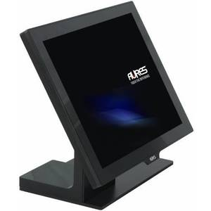 Sistem POS touchscreen Aures Yuno Projected Capacitive J1900 No OS negru imagine