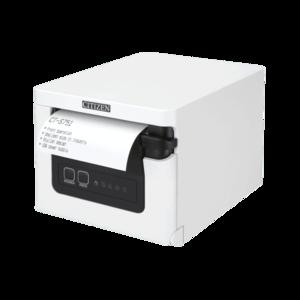 Imprimanta termica Citizen CT-S751 USB alba imagine