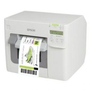 Imprimanta de etichete color Epson ColorWorks C3500 Ethernet auto-cutter imagine