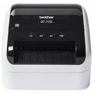 Imprimanta de etichete Brother QL-1100 300DPI auto-cutter imagine