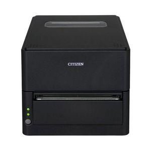 Imprimanta de bonuri Citizen CT-S4500 cutter neagra imagine