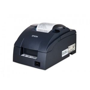 Imprimanta matriciala Epson TM-U220B Ethernet cutter neagra imagine