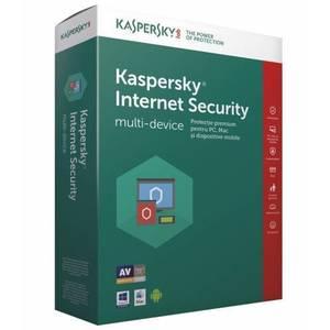 Kaspersky Internet Security - Multi-Device European Edition 1 PC 1 an Base BOX imagine