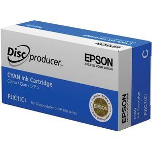 Cartus toner Epson Discproducer PP-100AP cyan imagine