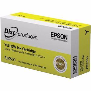 Cartus toner Epson Discproducer PP-100AP galben imagine
