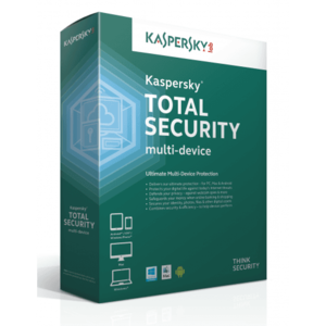 Kaspersky Total Security - Multi-Device European Edition 1 PC 1 an Base License Pack imagine
