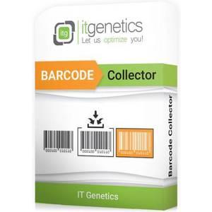 ITG Mobile Collector WinCE - contorizare numar de scanari pe terminalele mobile imagine