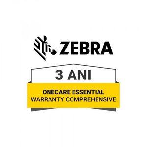 Contract Service 3 ani Zebra OneCare Essential Comprehensive - Zebra ZQ600 imagine