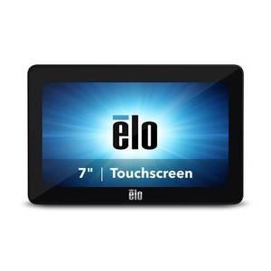 Afisaj LCD Elo Touch 0702L PCAP ZeroBezel negru imagine