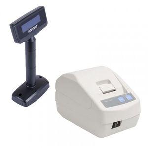 Imprimanta fiscala Datecs FP650 afisaj imagine