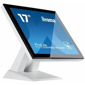 Monitor POS touchscreen iiyama ProLite T1732MSC 17 inch PCAP negru imagine