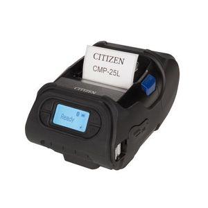 Imprimanta mobila de etichete Citizen CMP-25L 203DPI Wi-Fi imagine