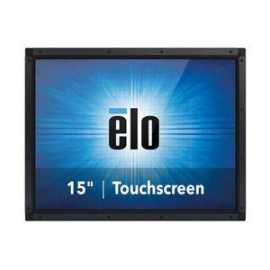 Monitor POS touchscreen ELO Touch 1590L Rev. B 15 inch PCAP negru imagine