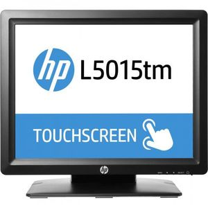 Monitor POS touchscreen HP L5015tm 15 inch negru imagine