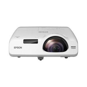 Videoproiector cu distante scurte Epson EB-535W 3400 lm HD Ready lampa 10000 ore imagine