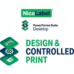 NiceLabel PowerForms Suite 5 imprimante imagine