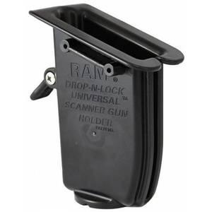 Suport RAM Mount pentru terminale mobile in forma gun Drop-n-Lock imagine