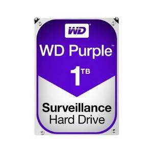 """HDD intern WD 1TB 3.5"""" SATA3 5400rpm 64MB Purple imagine"""