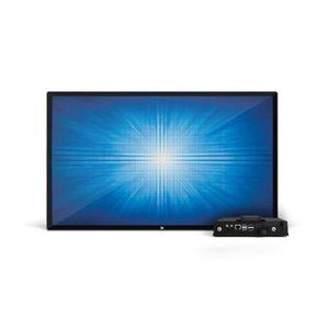 Monitor IDS touchscreen ELO Touch 6553L 65 inch 4K PCAP negru imagine