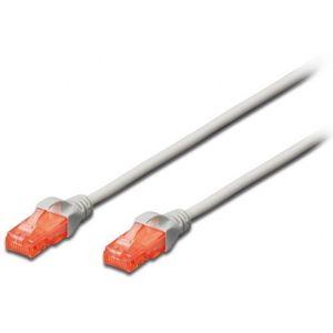 Patch cord Digitus CAT 6 UTP PVC 1 m imagine