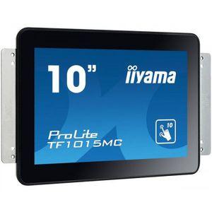 Monitor POS touchscreen iiyama ProLite TF1015MC-B2 10 inch PCAP negru imagine