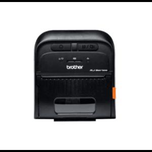 Imprimanta mobila de etichete Brother RJ-3055WB 203DPI imagine