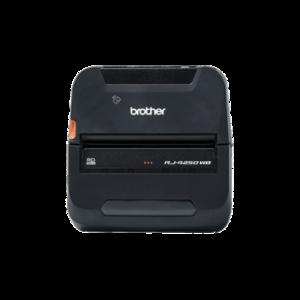 Imprimanta mobila de etichete Brother RJ-4250WB 203DPI imagine
