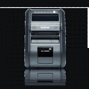 Imprimanta mobila de etichete Brother RJ-3150 203DPI imagine