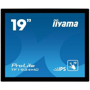 Monitor POS touchscreen iiyama ProLite TF1934MC 19 inch PCAP negru imagine