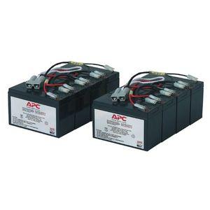 APC RBC12 baterii UPS Acid sulfuric şi plăci de plumb (VRLA) RBC12 imagine