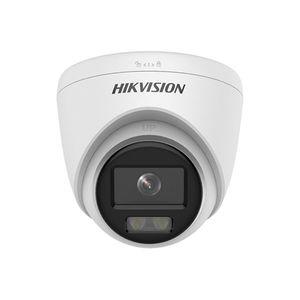 Camera supraveghere IP exterior Hikvision ColorVu DS-2CD1347G0-L, 4 MP, lumina alba 30 m, 2.8 mm, PoE imagine
