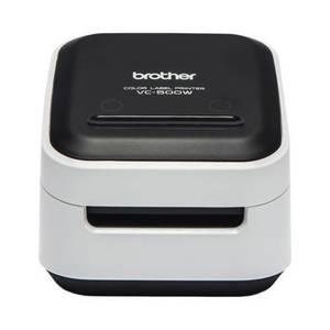 Imprimanta de etichete Brother VC-500W USB Wi-Fi imagine