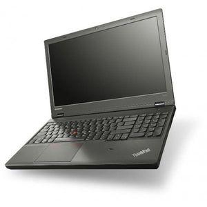 "Laptop Lenovo ThinkPad T540p, Intel Core i5 4300M 2.6 GHz, 4 GB DDR3, 500 GB HDD SATA, DVDRW, Wi-Fi, Bluetooth, Webcam, Tastatura Noua, Display 15.6"" 1920 by 1080, Baterie Defecta imagine"