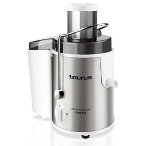 Storcator de fructe si legume Taurus Liquafruits Pro Compact, 500W imagine