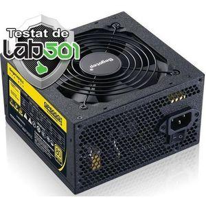 Sursa 500W, certificata 80+, ventilator 120mm cu control termic automat imagine